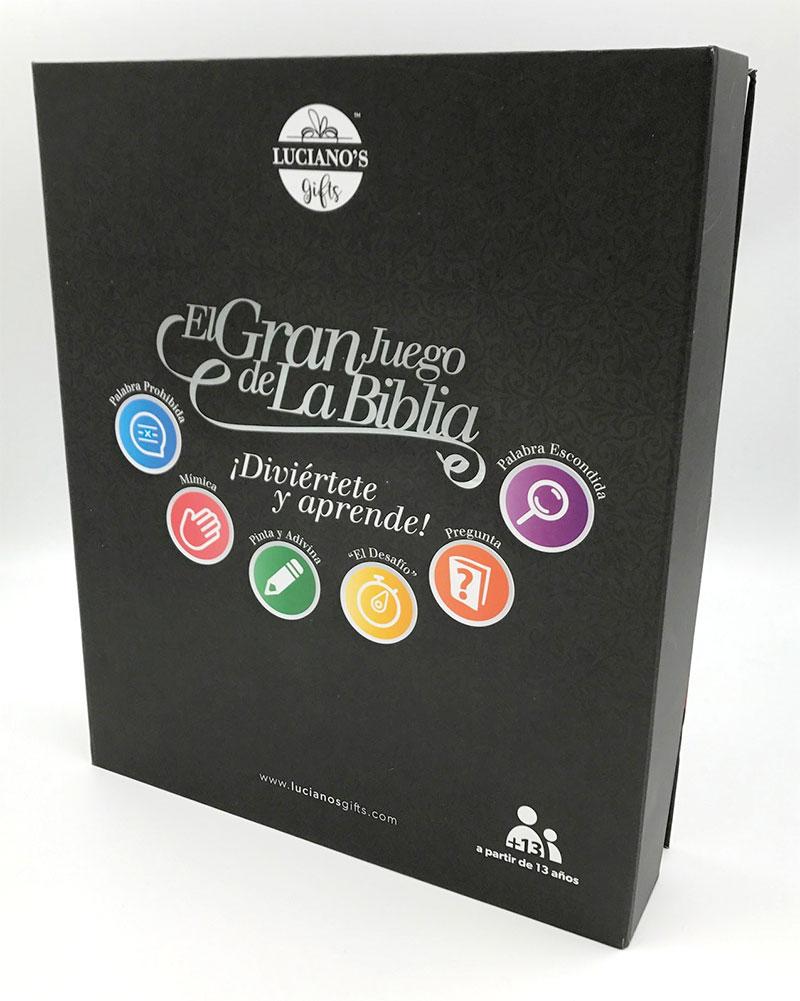 El Gran Juego De La Biblia Gifts And Light 9780200920018