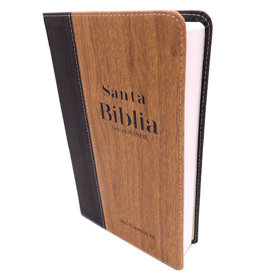 biblia peninsular marron