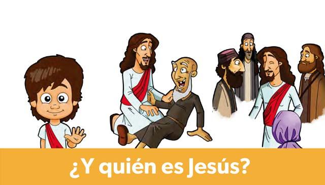 detectives quien es Jesús