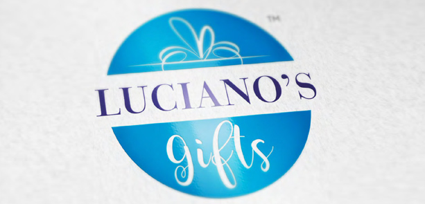 logo luciano's gifts