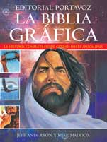 La Biblia gráfica [The Lion Graphic Bible]