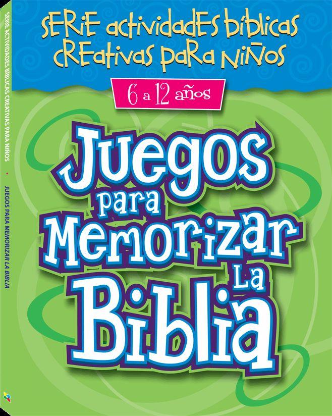 Juagos Para Memorizar La Biblia 6 12 Anos 0207610533