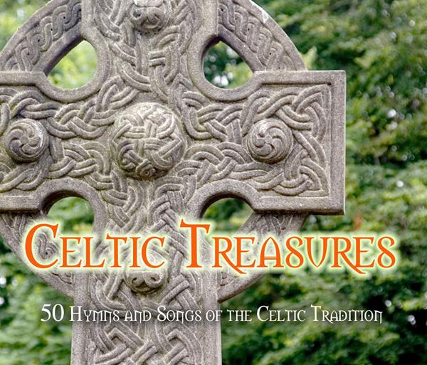 CD. CELTIC TREASURES SET 3