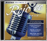 PISTAS / REJOICE MUSIC PISTAS VOL 2