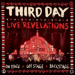CD + DVD.Third Day live Revelations