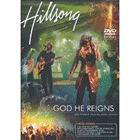 DVD. GOD HE REIGNS