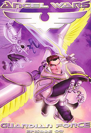 Dvd Fuerza Protectora 3 ángeles Guerreros Dvd 040221112x