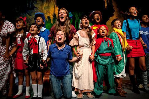 Resultado de imagen para teatro para niños