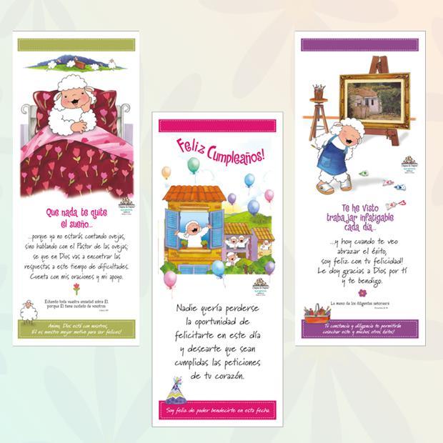 Ovejitas & ovejitas tarjetas - Imagui