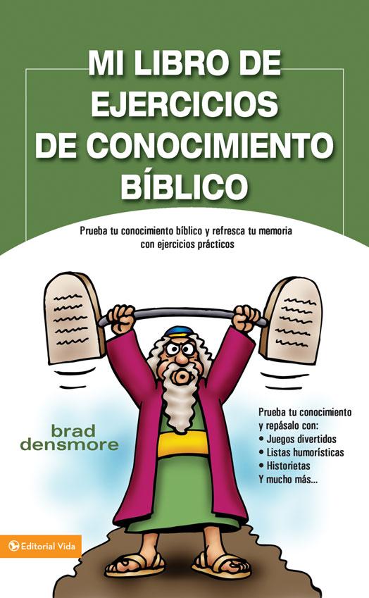 Mi Libro De Ejercicios De Conocimiento Biblico Gran Trivial Biblico