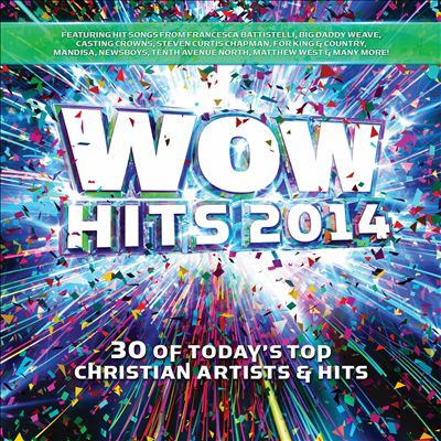 Cd. Wow Hits 2014 (Doble CD)