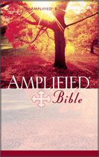 Amplified Bible softcover