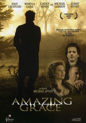 essay about the movie amazing grace It's the inspiring story of how one man relentlessly pushes past his failing health and downcast spirit to help end slavery.