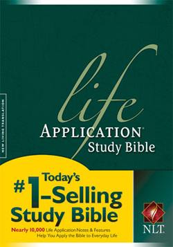 Life Application Study Bible NLT Hardcover