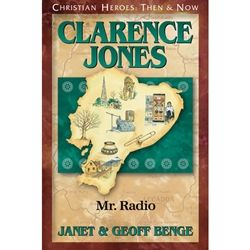 Clarence Jones - Mr. Radio