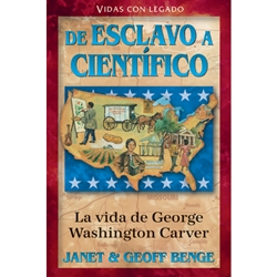 De esclavo a cientifico: George Washington Carver - VL