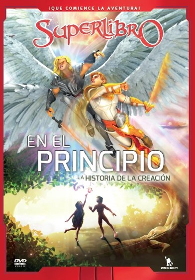 DVD. Superlibro En el principio
