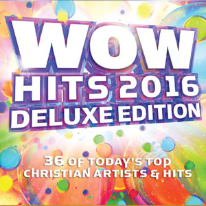 CD. WOW Hits 2016. Deluxe Edition