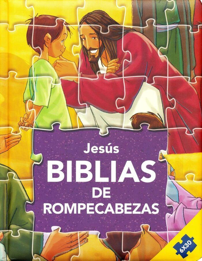 BIBLIA DE ROMPECABEZAS JESUS