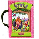 JOY CHILDREN'S BIBLE PINK