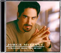 STRAIGHT  FROM THE HEART / JORGE MITJANS / INSTR.