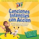 CD.Canciones infantiles con accion