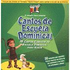 CD. Cantos de escuela dominical