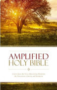 Amplified Holy Bible, Hard Cover (En inglés)
