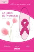 Biblia de promesas /piel color rosa/ ACA-Cancer