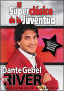 DANTE GEBEL EN RIVER DVD